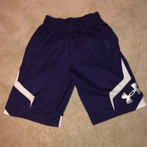 Under Armour Basketball Shorts